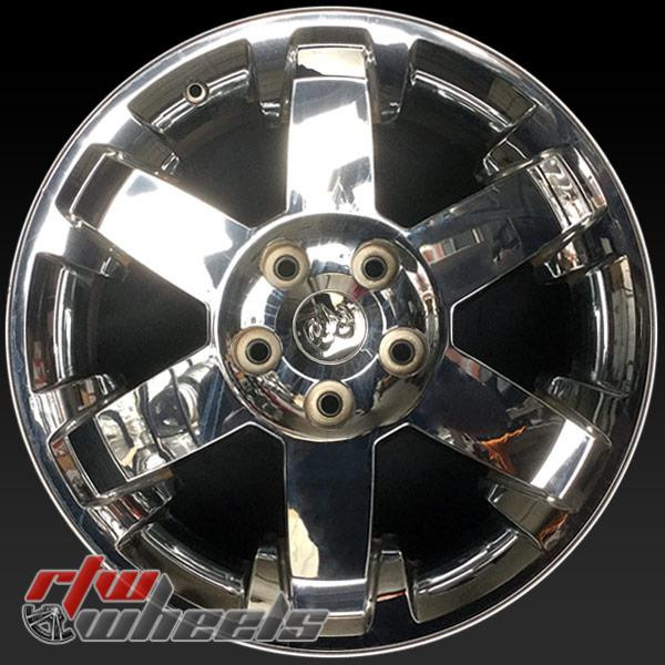 20 inch Dodge Ram 1500 OEM wheels 2365 part# 1EE16TRMAC, 1EE16SZ0AC