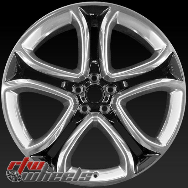 22 inch Ford Edge OEM wheels 3850 part# BT4Z1007F, BT4J1007AA, BT4J1007AB, BT4J1007AC