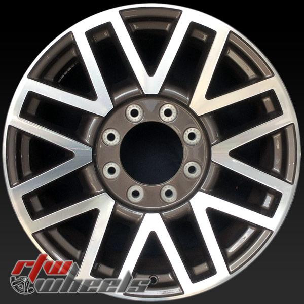 20 inch Ford F250 F350 OEM wheels 10104 part# HC3Z1007L, HC3C1007PA