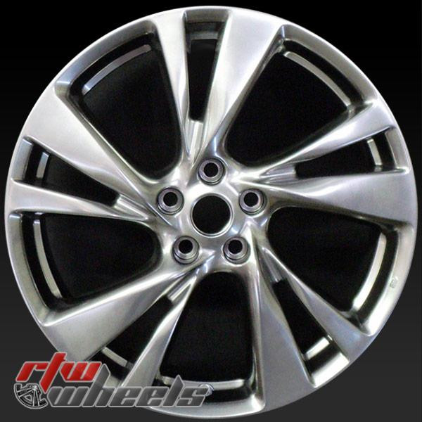 20 inch Infiniti QX60 OEM wheels 73761 part# 403003JA4B, 403003JA4A