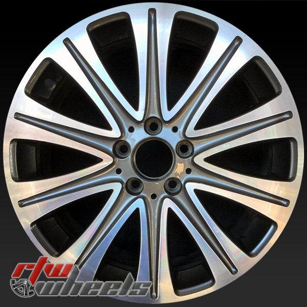 18 inch Mercedes CLA250 OEM wheels 85572 part# 2464011700, 24640117007X44