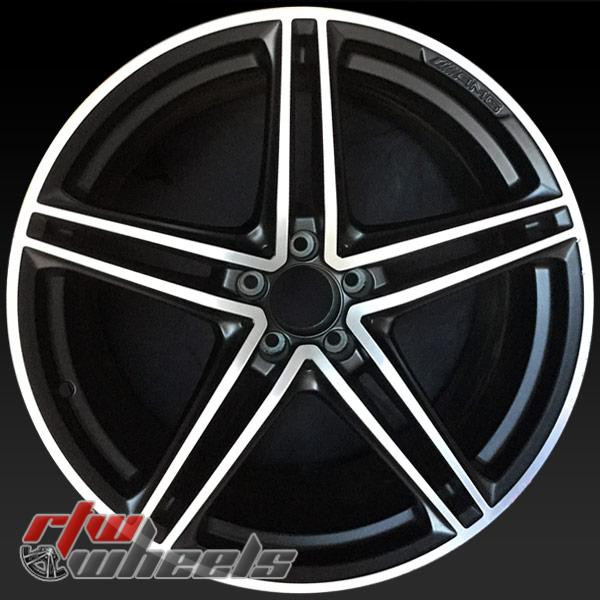 20 inch Mercedes GT C OEM wheels 85584 part# 1904011900, 19040119007X21
