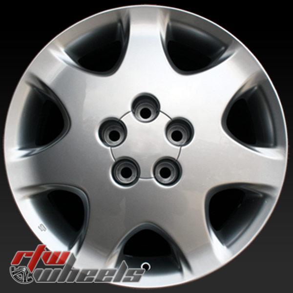 "Lexus LS430 OEM wheels 2001-2003 17"" Silver rim 74172 part 4261150270"