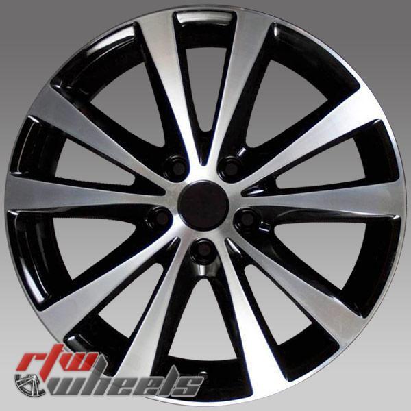 18 inch Chrysler 200 OEM wheels 2432 part# 1TL91TRMAA, 5NL47DX8AA