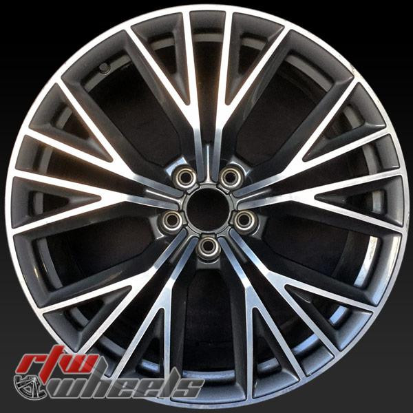 20 Audi A7 Oem Wheels For Sale 2016 2018 Machined Rims 58983