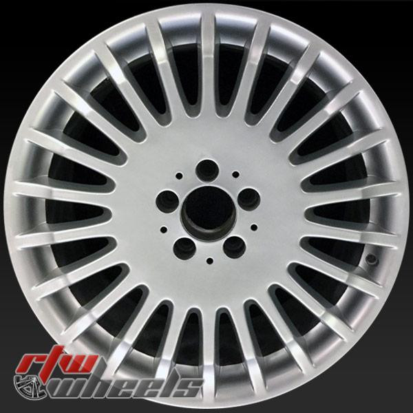 19 inch Mercedes S550 OEM wheels 65469 part# A2214011702