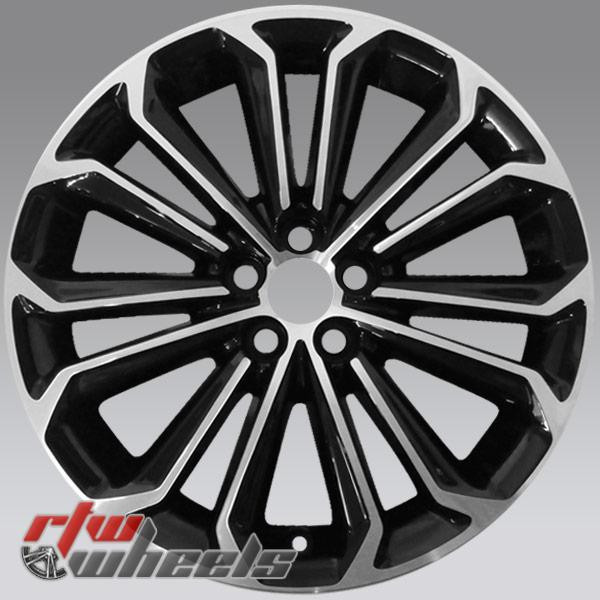 17 inch Toyota Corolla OEM wheels 75152 part# 4261102L30