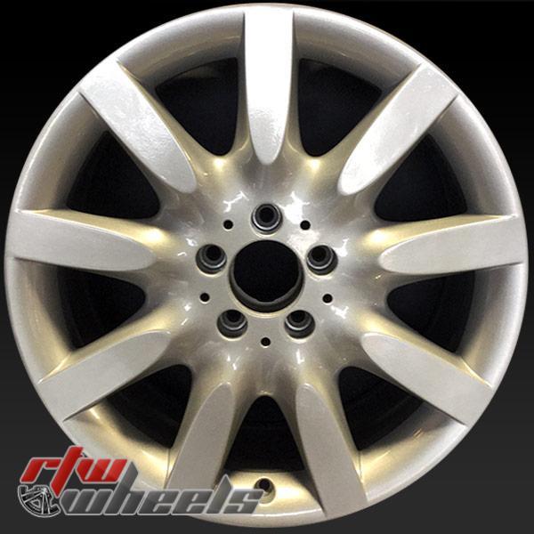 18 inch Mercedes CL550 OEM wheels 65492 part# 2204011902, 66474302