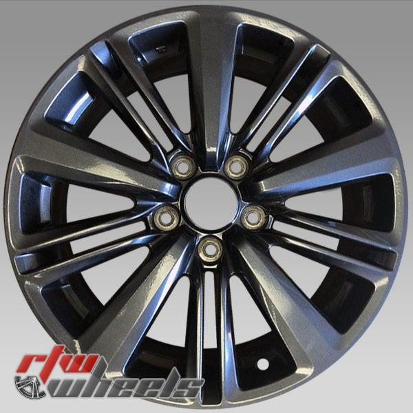17 inch Subaru WRX OEM wheels 68829 part# 28111VA020
