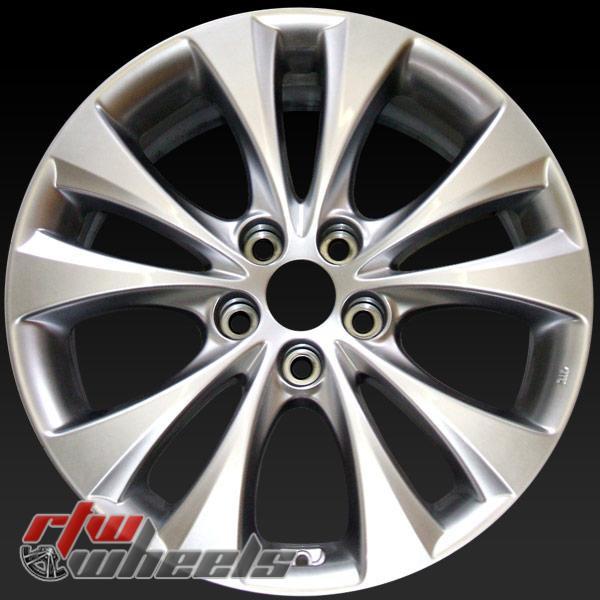 18 inch Hyundai Azera OEM wheels 70830 part# 529103V360