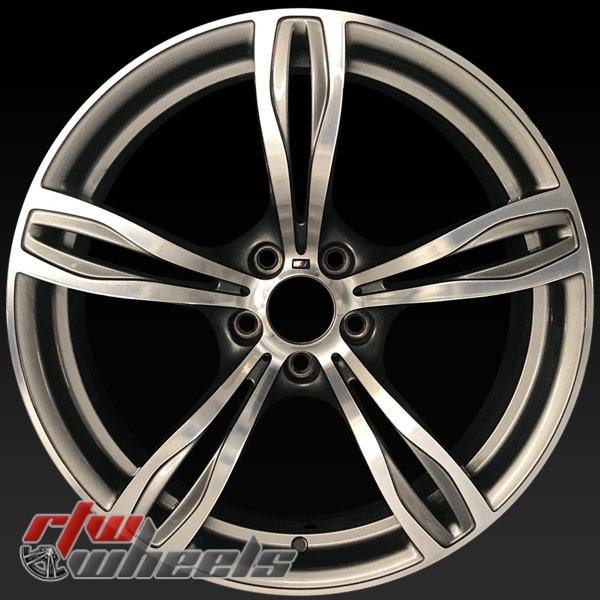 20 inch BMW M6 OEM wheels 71577 part# 36112284707