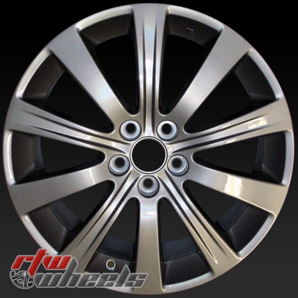 17 inch Subaru Impreza OEM wheels 68762 part# 28111FG020, 28111FG160
