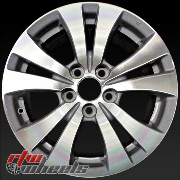 17 inch Honda Odyssey OEM wheels 64057 part# 42700SZAA41
