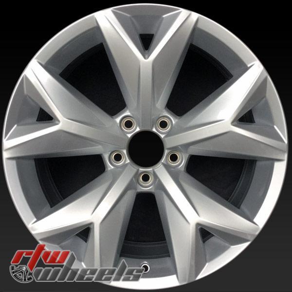 18 inch Volkswagen VW Atlas OEM wheels 70028 part# 3QF601025L, 3QF601025L8Z8