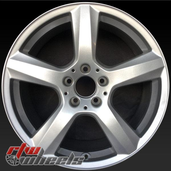 18 inch Mercedes CLS550 OEM wheels 85233 part# 2184010702