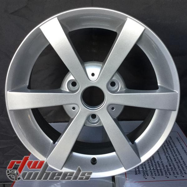 15 inch Smartcar For Two OEM wheels 85299 part# 4514011702