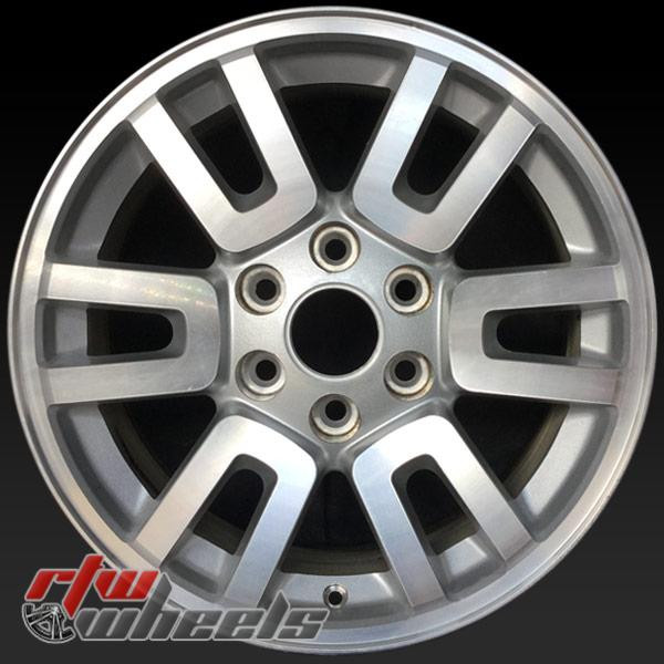 18 inch Ford Expedition OEM wheels 3657 part# 7L1Z1007B, 7L141007BB, 7L141007BC