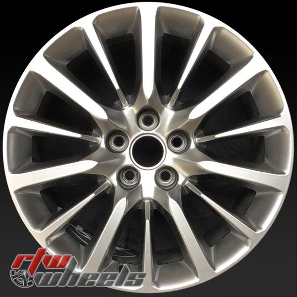 19 inch Cadillac CT6 OEM wheels 4762 part# 22941671