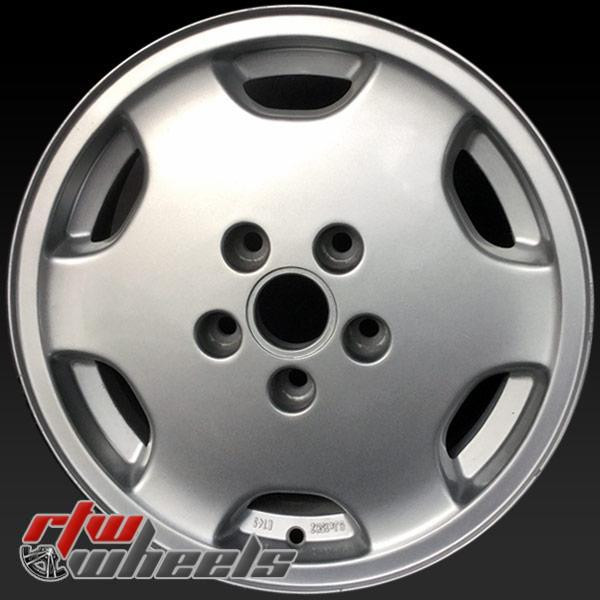 15 inch Audi S4 OEM wheels 58688 part# 4A0601025FZ7P