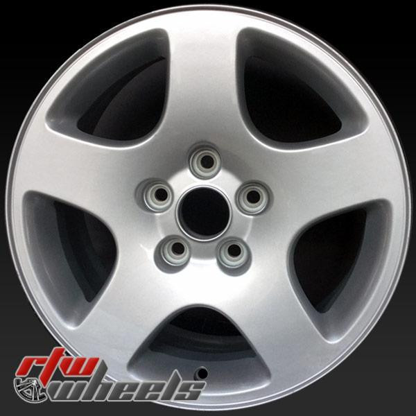 16 inch Audi A6 OEM wheels 58707 part# 8D0601025CZ17