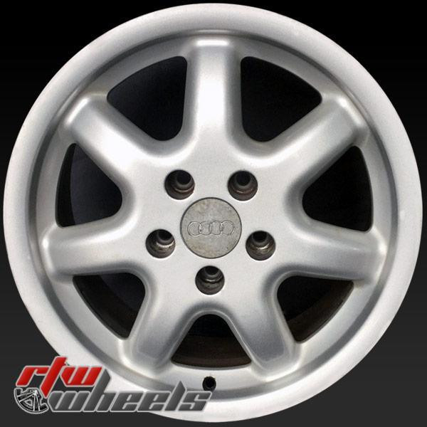 16 inch Audi A4 OEM wheels 58719 part# 8D0601025JZ17
