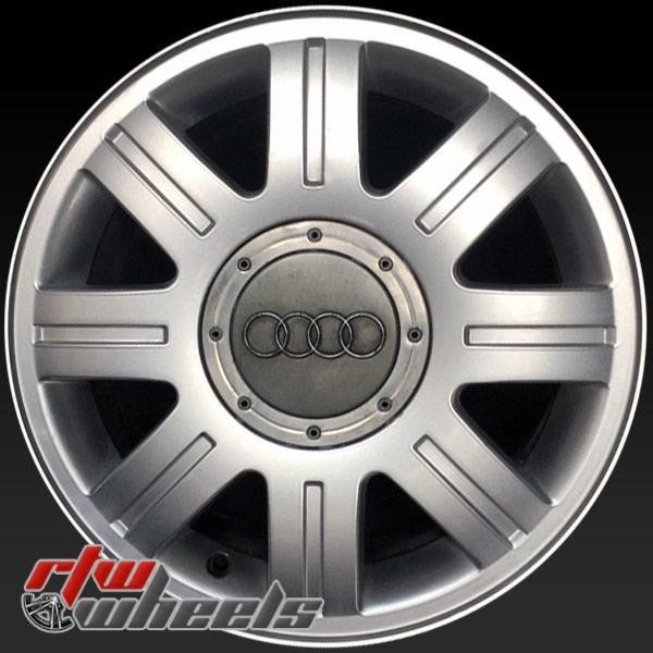 15 inch Audi A8 OEM wheels 58720 part# 4B0601025BZ17