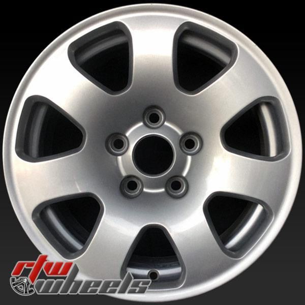 15 inch Audi A4 OEM wheels 58745 part# 8E0601025Z17