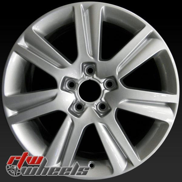 17 inch Audi A4 OEM wheels 58836 part# 8K0601025B