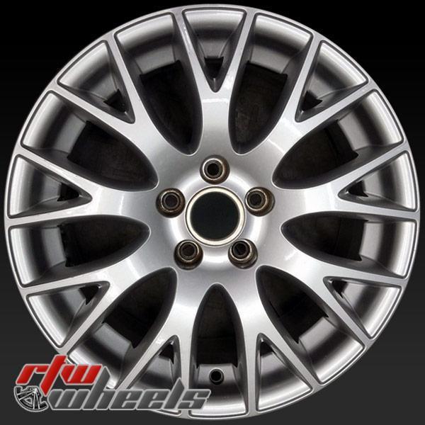 17 inch Audi A4 OEM wheels 58909 part# 8H0601025F