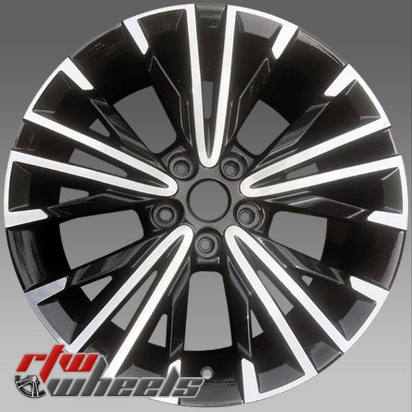 18 inch Nissan Maxima OEM wheels 62722 part# 403004RA5E
