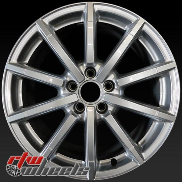 18 inch Audi A5 OEM wheels 58957 part# 8T0601025BM