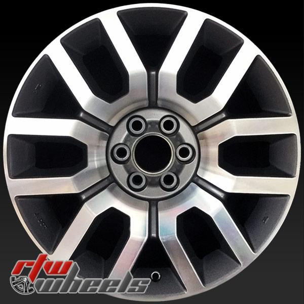 18 inch Nissan Frontier OEM wheels 62533 part# 40300ZS18A