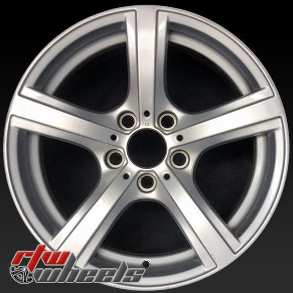 17 inch BMW Z4 OEM wheels 71354 part# 36116785240