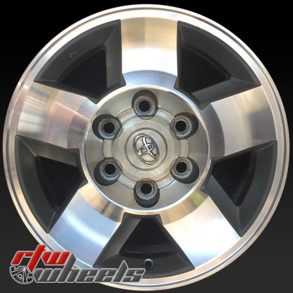 16 inch Toyota FJ Cruiser OEM wheels 69532 part# 4261135370