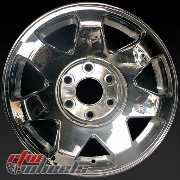 17 inch Cadillac Escalade OEM wheels 4575 part# 9596873