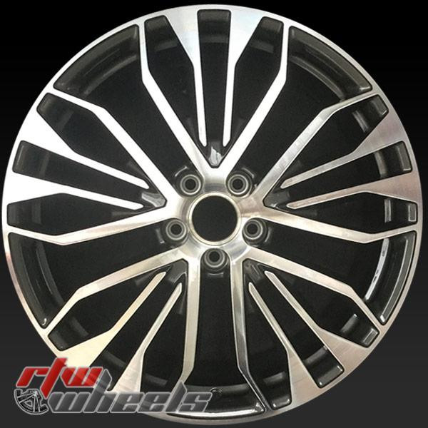 20 inch Audi A6 OEM wheels 58974 part# 4G0601025BE