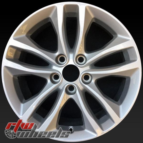 17 inch Chevy Malibu OEM wheels 5715 part# 22969720