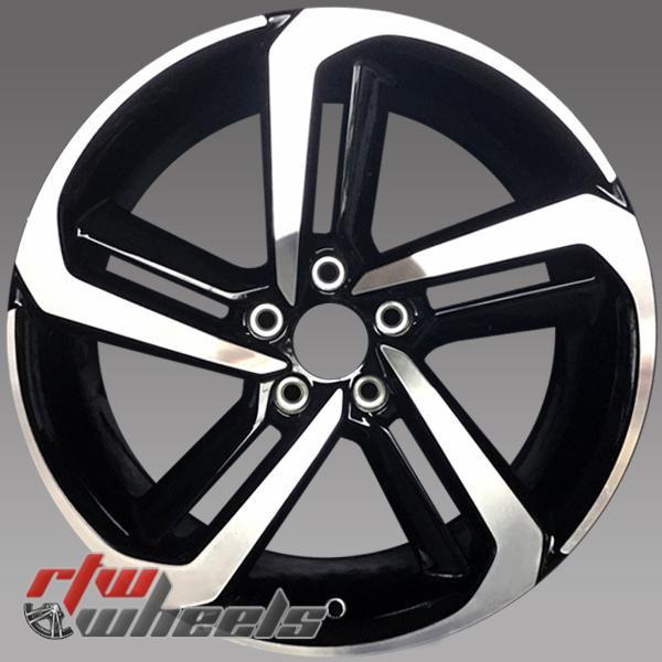 19 inch Honda Accord OEM wheels 64127 part# 42700TVAA94, TVA19085A
