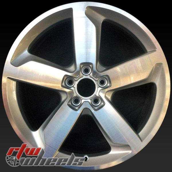 19 inch Audi Q5 OEM wheels 58847 part# 8R0601025J