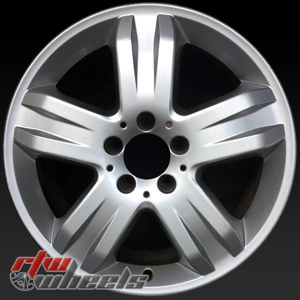 17 inch Mercedes ML350 OEM wheels 65339 part# 1634013902, A1634013902