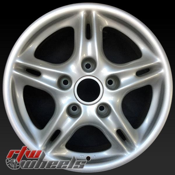 16 inch Porsche Boxster OEM wheels 67233 part# 99636211400