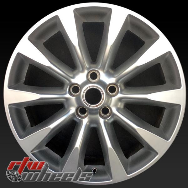 20 inch Land Rover Range Rover OEM wheels 72209 part# RRC504370MCM, 8H421007AAW, RRC50508MCM