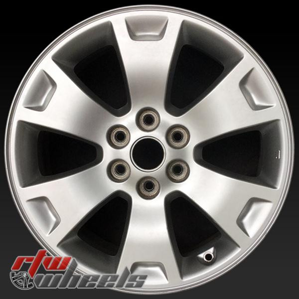 17 inch Kia Borrego OEM wheels 74607 part# 529102J150