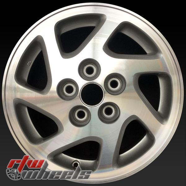 15 inch Nissan Maxima OEM wheels 62319 part# 4030040U25, 4030040U27