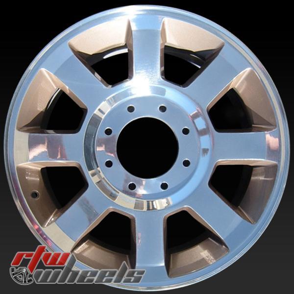 20 inch Ford F250 F350 OEM wheels 3759 part# 7C3Z1007D, 7C341007DA, 7C341007DB