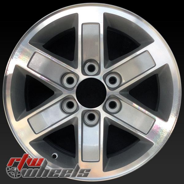 17 inch GMC Savana Van OEM wheels 5422 part# 19206515