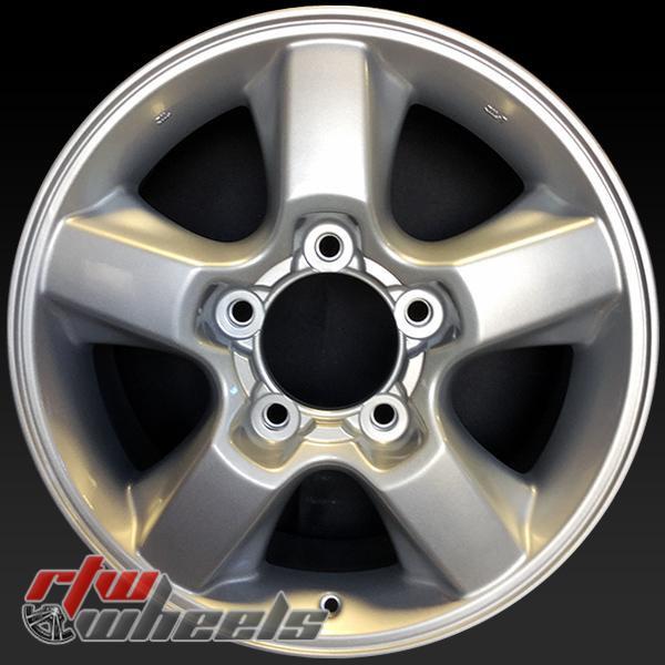 18 inch Toyota Land Cruiser OEM wheels 69479 part# 4261130540