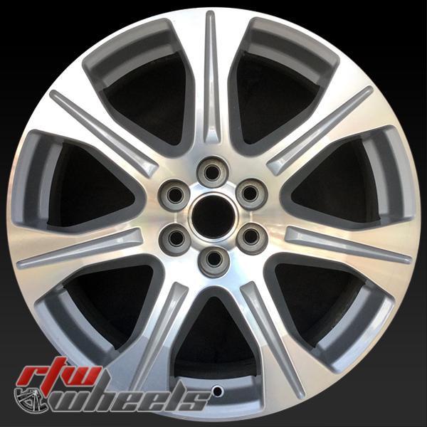 20 inch Cadillac SRX OEM wheels 4667 part# 9597423