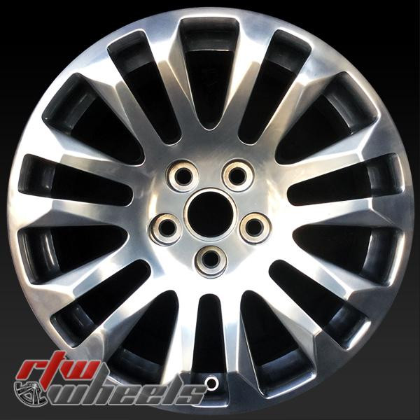 18 inch Cadillac CTS OEM wheels 4681 part# 22820068