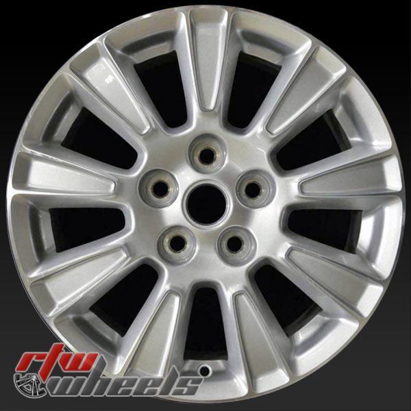 17 inch Buick Lacrosse OEM wheels 4106 part# 9597398
